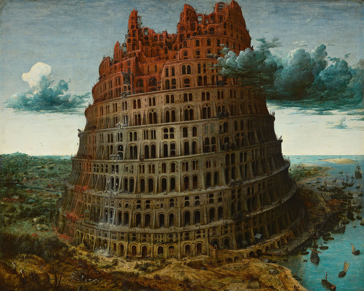 Bible, Babel and babble: The foundations of Bible translation