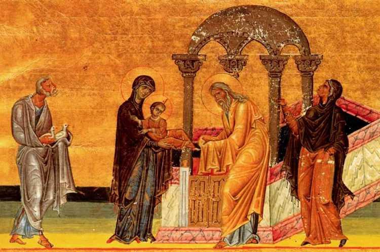 Menologion of Basil II (11th century)
