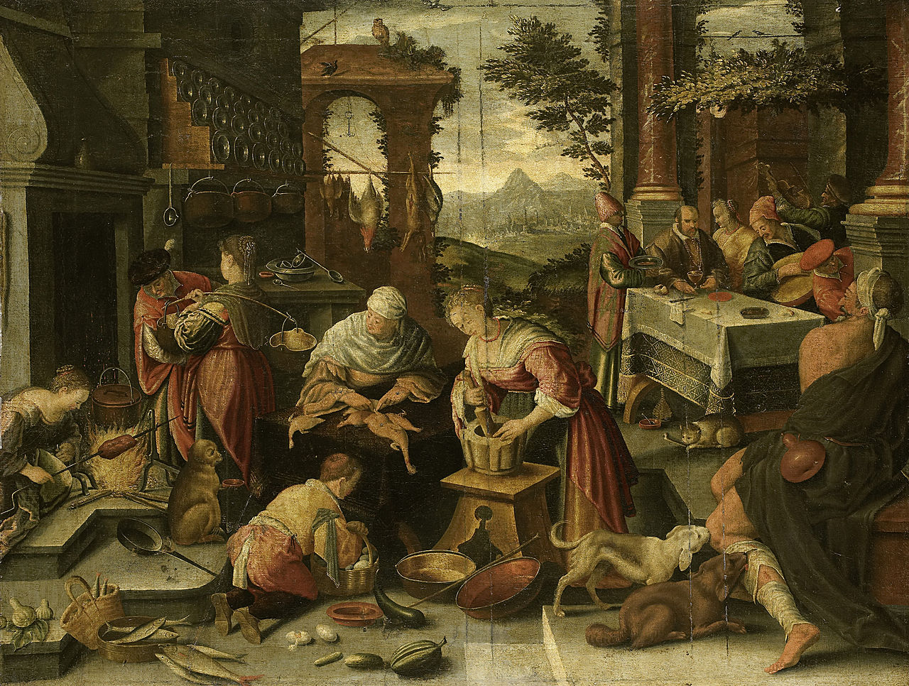 Is the Parable of the Rich Man and Lazarus a Fable about the ...