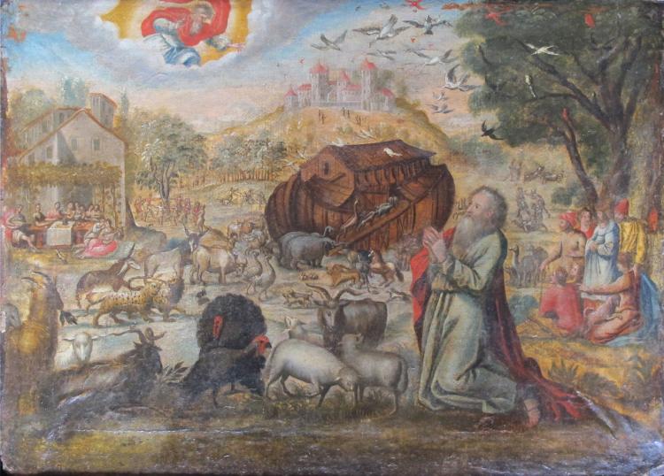 17th-century Flemish painting