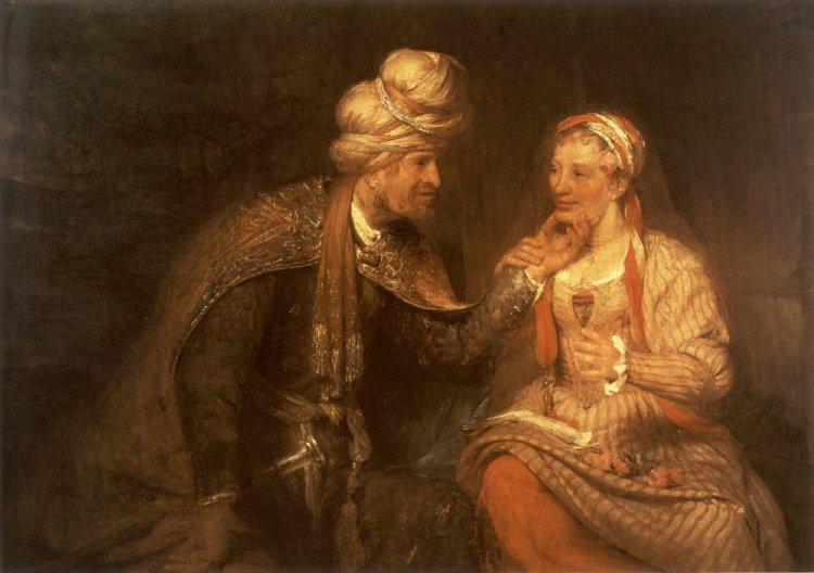 Arent de Gelder, Judah and Tamar (1681)